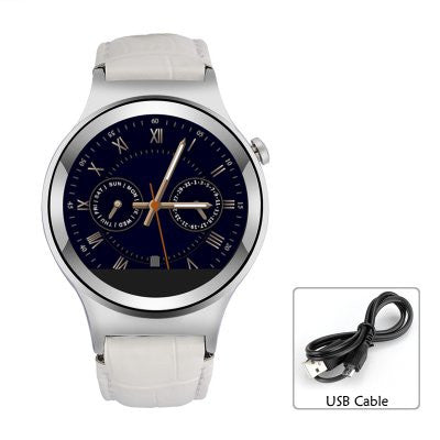 White S3 Smart Watch Phone USB