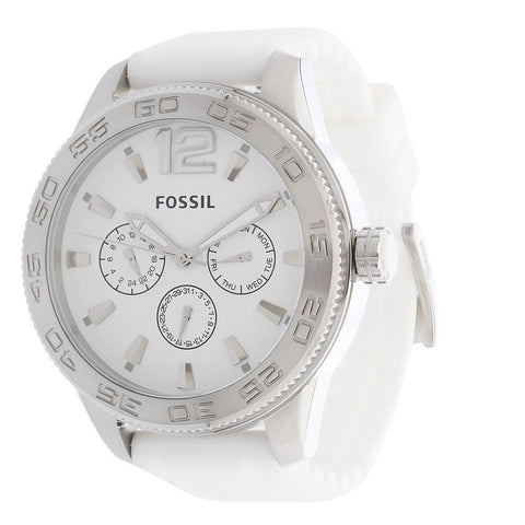 FOSSIL® Men's Silicone Band Watch BQ1163