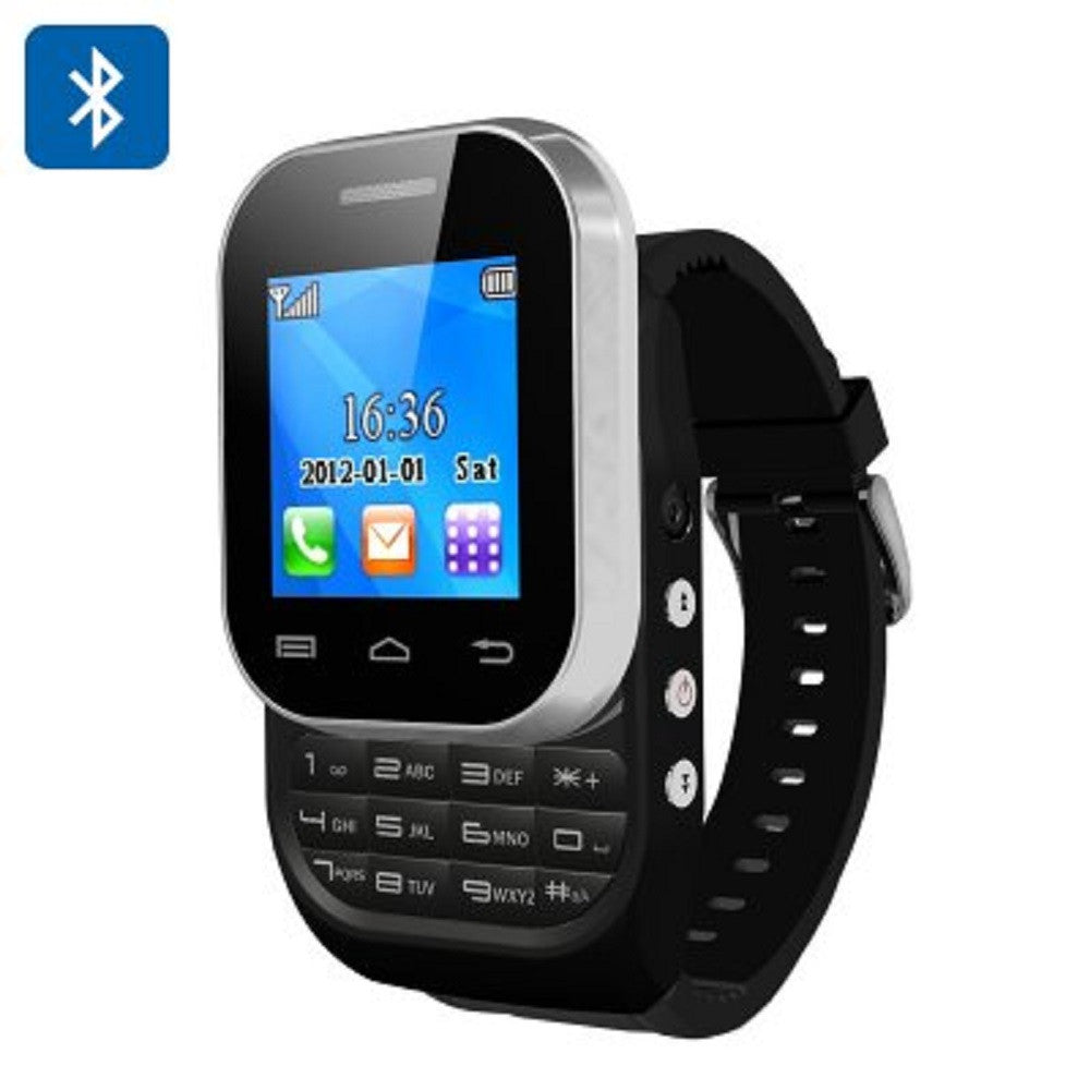 Ken Xin Da W1 Bluetooth Watch Phone
