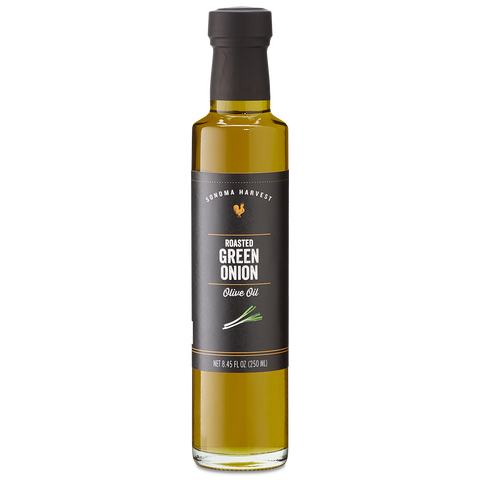 Roasted Green Onion Olive Oil