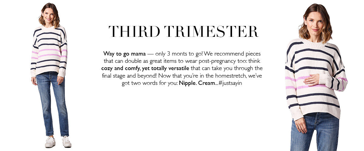 Shop By Stage: Third Trimester