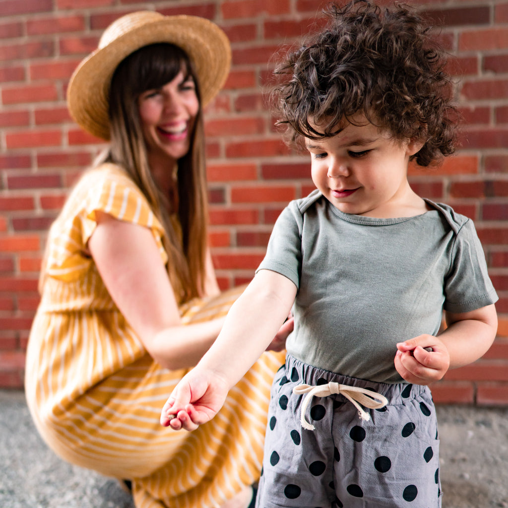 Momspiration - Kingston + Mom