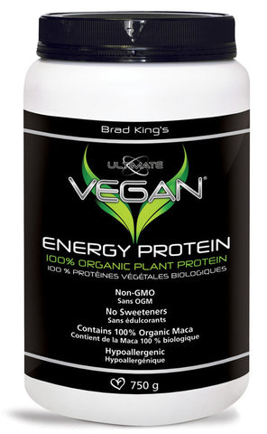 Ultimate Vegan Energy Protein