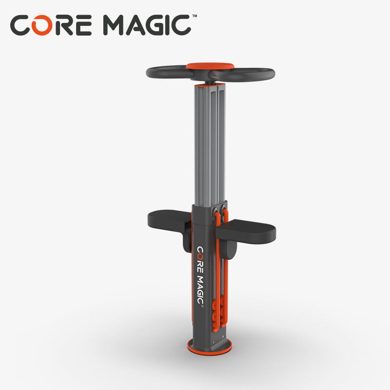 Aparato para abdominales Core Magic