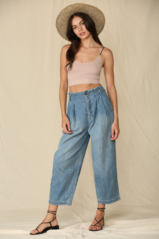 Donna Darling Denim Pants