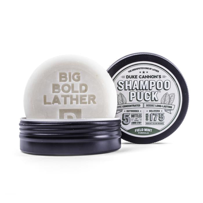 Shampoo Puck Field Mint