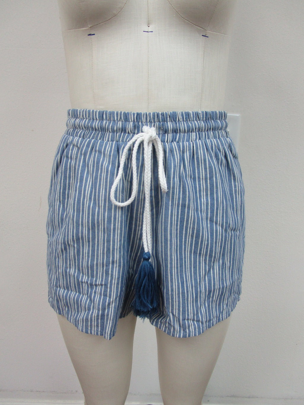Time to Go Tassel Shorts