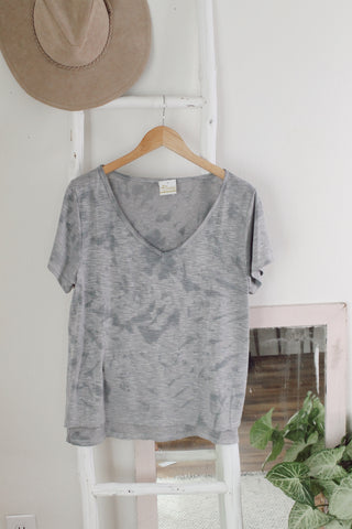 The Pocket Tee Apricot