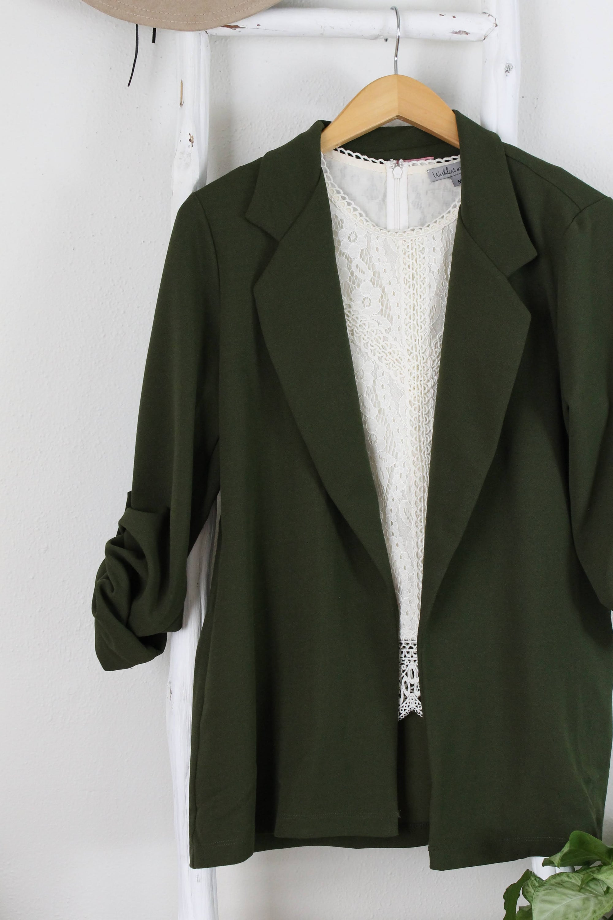 Olive Pretty Little Blazer