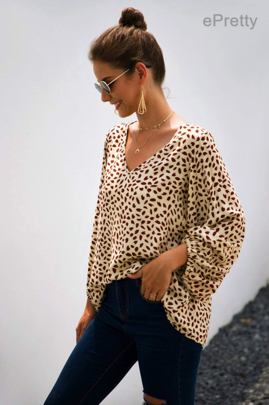 Hear Me Roar Blouse