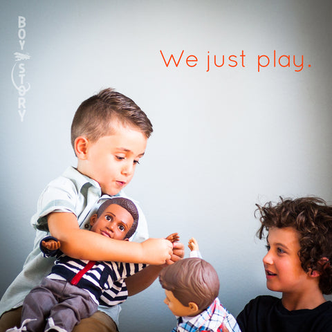 Equality Campaign: Just play.