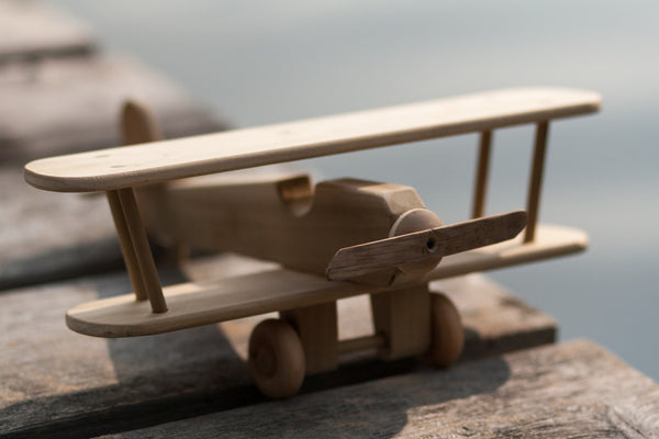 Limited Edition Handmade Wooden Plane