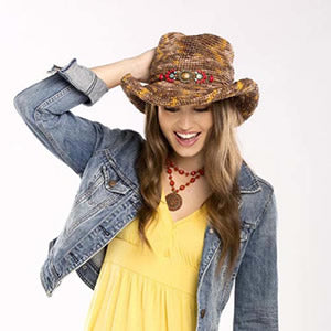 Abilene Cow Girl Hat