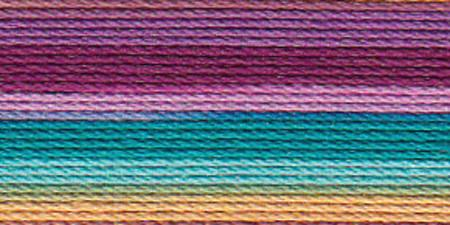 Lizbeth Cordonnet Crochet Thread Ocean Sunset Size 80