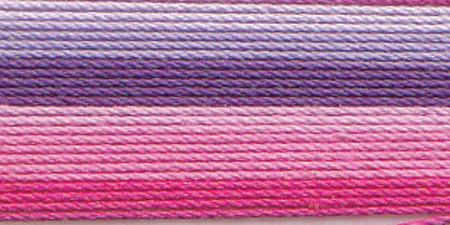 Lizbeth Cordonnet Crochet Thread Girly Girl Size 3