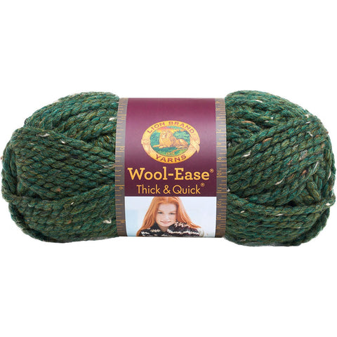 Lion Brand® Wool-Ease® Thick & Quick® Yarn Kale