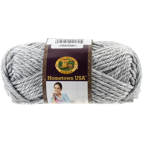 Lion Brand® Hometown USA Yarn Springfield Silver