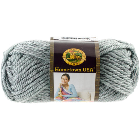 Lion Brand® Hometown USA Yarn Fayetteville Frost
