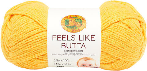 Lion Brand® Feels Like Butta Yarn