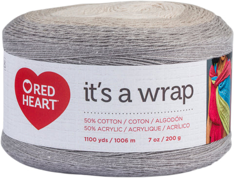 Red Heart It's A Wrap Yarn Western