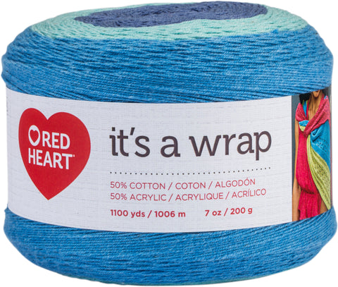 Red Heart It's A Wrap Yarn Documentary