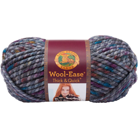 Lion Brand® Wool-Ease® Thick & Quick® Yarn Abalone