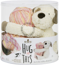 DMC Hug This! Yarn Puppy