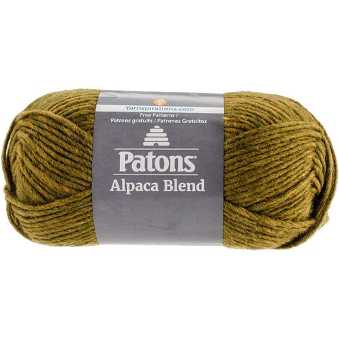 Patons Alpaca Blend Yarn Tiger Eye