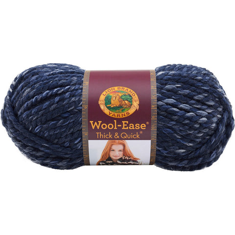 Lion Brand® Wool-Ease® Thick & Quick® Yarn River Run