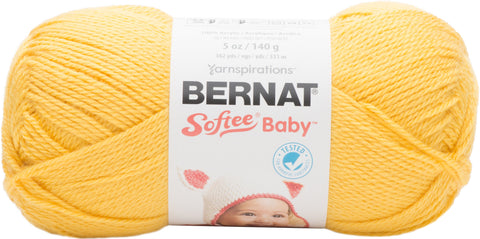 Bernat Softee Baby Yarn Buttercup