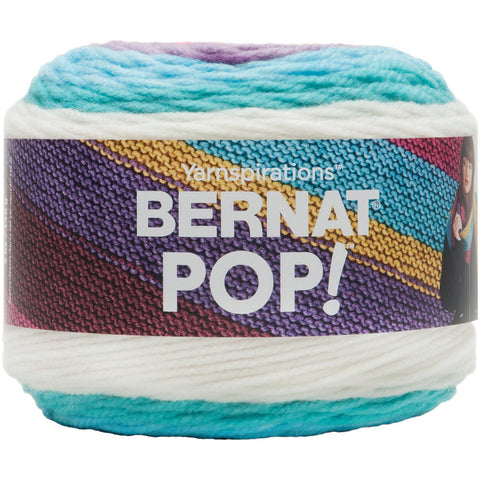 Bernat Pop Yarn Snow Queen