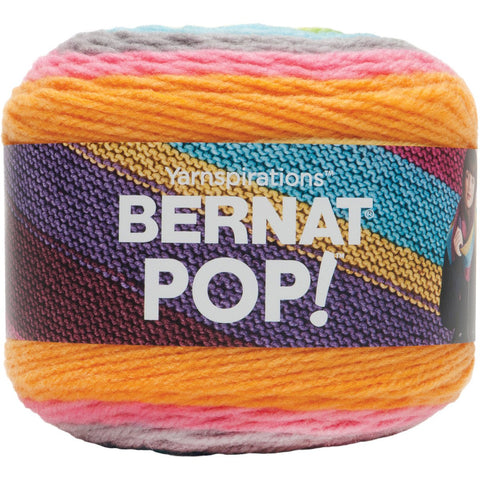 Bernat Pop Yarn Pop Art
