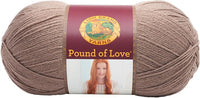 Lion Brand® Pound Of Love® Baby Yarn Taupe