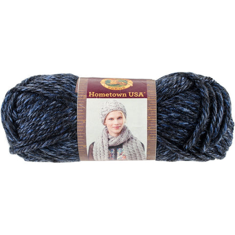 Lion Brand® Hometown USA Yarn Milwaukee Midnight
