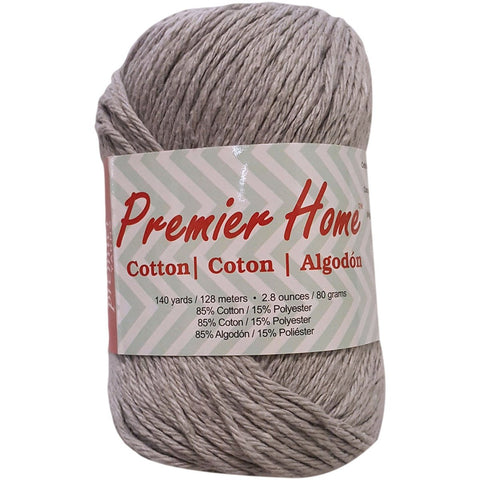 Premier® Home Cotton Yarn Solid Pewter