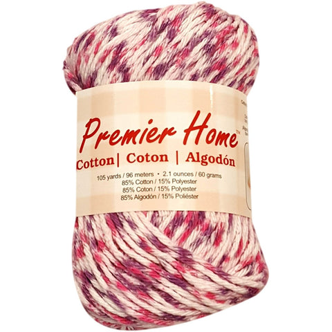 Premier® Home Cotton Yarn Multi Fruity Speckle