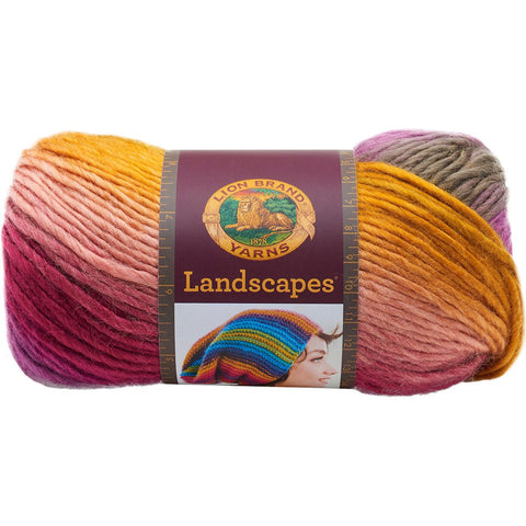 Lion Brand® Landscapes® Yarn Coral Reef