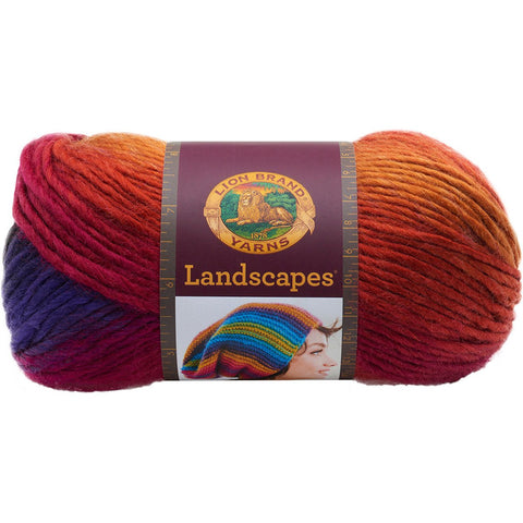 Lion Brand® Landscapes® Yarn Volcano