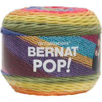 Bernat Pop Yarn Full Spectrum