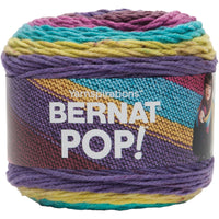 Bernat Pop Yarn Paisley Pop
