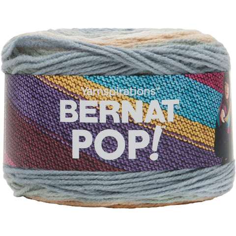 Bernat Pop Yarn Foggy Notion