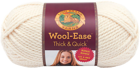 Lion Brand® Wool-Ease® Thick & Quick® Bonus Bundle Yarn Fisherman