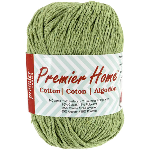 Premier® Home™ Cotton Yarn Solid Sage