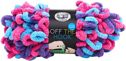 Lion Brand Off The Hook Yarn Hugs & Kisses