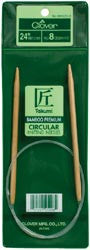 Bamboo Circular Knitting Needles 24in Size 3 (3.25mm)