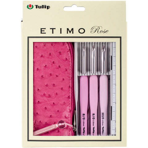 Tulip Etimo Rose Crochet Hook Set