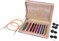 Knitter's Pride Zing Deluxe Interchangeable Needles Set