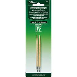 Interchangeable Circular Knitting Needles Size 7 (4.5mm)