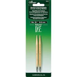 Interchangeable Circular Knitting Needles Size 10 (6mm)