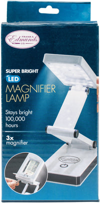 Frank A Edmunds Super Bright LED Magnifier